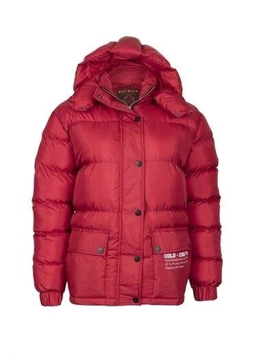 Bad Bear Kadın Mont Mirabelle Puffer 200413007-Ver Kırmızı